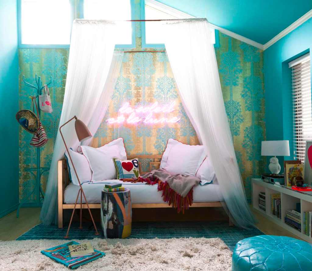 The ultimate room for a 10 year old girl for Room decor for 10 year old boy